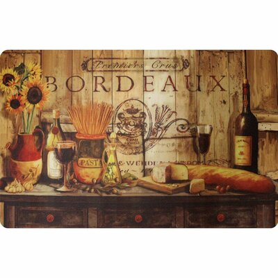Ann Olive Oil Sideboard Kitchen Mat