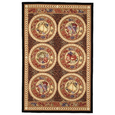 Brayton Fruits Novelty Rug Rug Size: 7'9