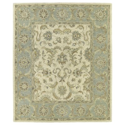 Chisolm King David Ivory Area Rug Rug Size: 10 x 14