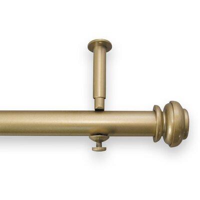 Davis Single Curtain Rod & Hardware Set FDLL1519 38149553