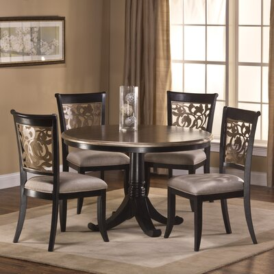 Chuckanut 5 Piece Dining Set