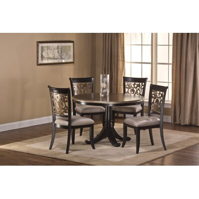 Chuckanut 5 Piece Dining Table Set