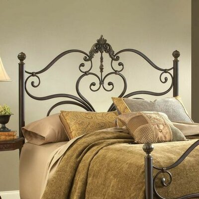 Destrie Open-Frame Headboard Size: King