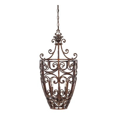 Claverack 3-Light Foyer Pendant