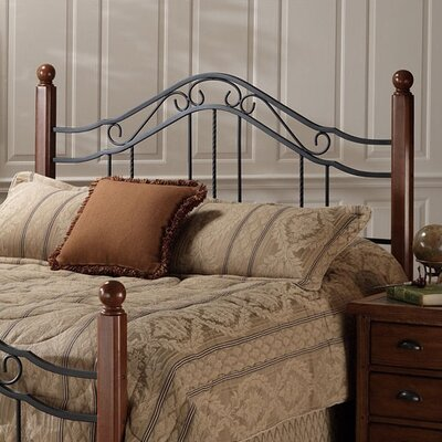 Alyson Open-Frame Headboard Size: King