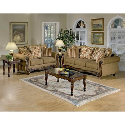 Tabatha Configurable Living Room Set