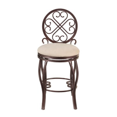 Delores 25.9 Swivel Bar Stool