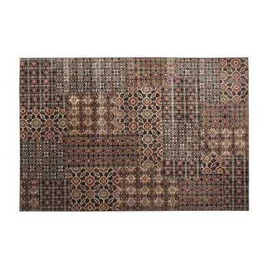Marquita Area Rug Rug Size: 53 x 76