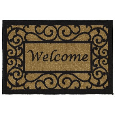 Aaron Welcome Doormat