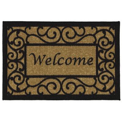 Aaron Welcome Doormat