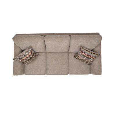 Allmon Sofa Upholstery: Social Mushroom