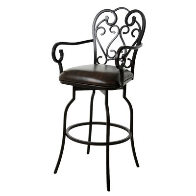 Aloysius 30 Swivel Bar Stool