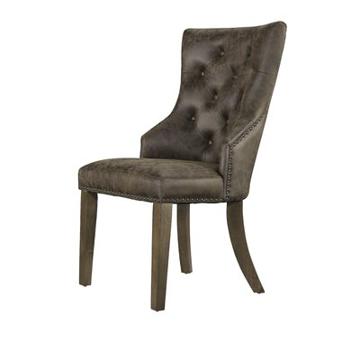 Burmeister Upholstered Dining Chair (Set of 2)