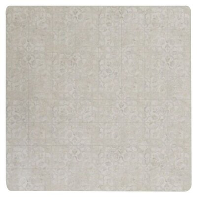 Freestyle� Beige Area Rug Rug Size: Square 4