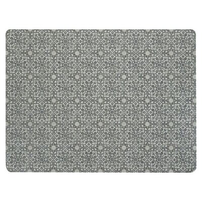 Freestyle� Iron/Beige Area Rug Rug Size: Rectangle 6 x 8