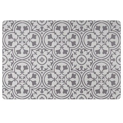 Freestyle� Deco Kitchen Mat Mat Size: Rectangle 2 x 3
