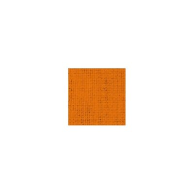 Mariaella Acrylic End Table Color: Orange