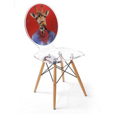 Snively Giraffe Side Chair
