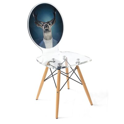 Snively Deer Side Chair