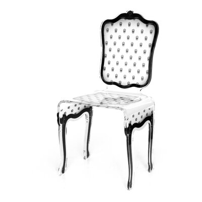 Snedeker Side Chair Upholstery: White