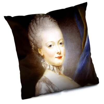 Zael Marie Antoinette Throw Pillow