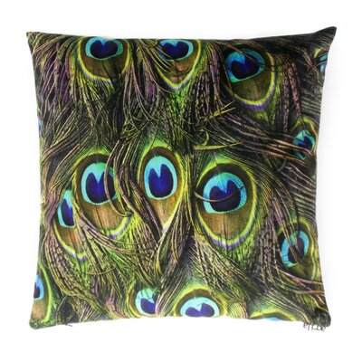 Arabel Feather Throw Pillow