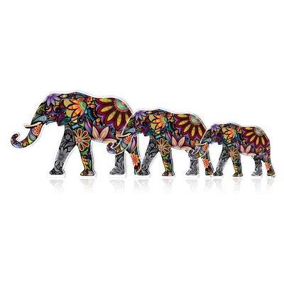 Elephant 3 Piece Figure Set BBMT3375 40264349