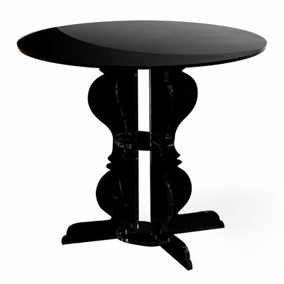 Marley Dining Table Finish: Black