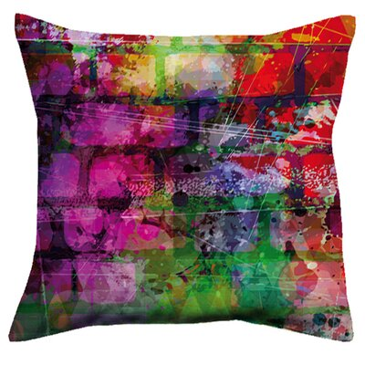 Derell Cushions Throw Pillow