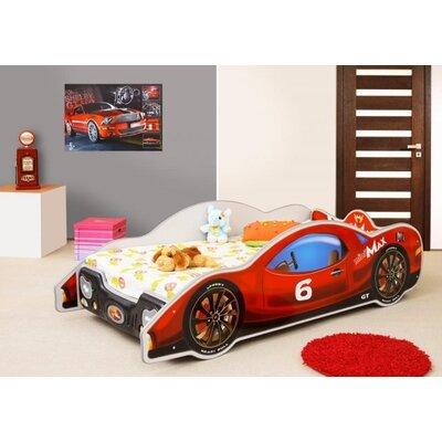 MiniMax Toddler Car Bed