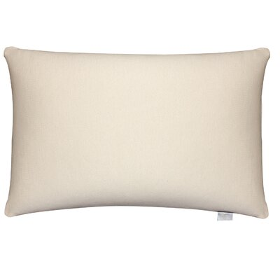 Organic Travel Bed Buckwheat Hulls Standard Pillow