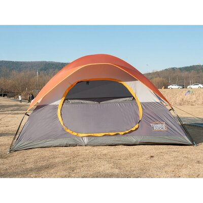 Lightweight Family Camping 4 Person Tent