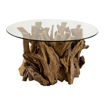 Cindi Driftwood Coffee Table