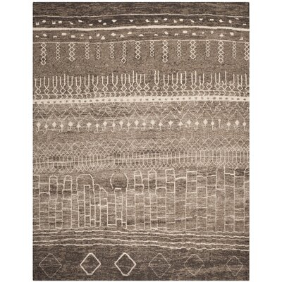 Ximena Brown Area Rug Rug Size: Rectangle 51 x 76