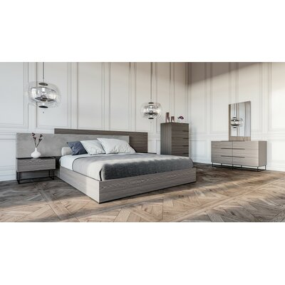 Canady Platform 3 Piece Bedroom Set Size: Queen