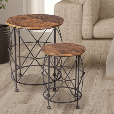 Mcguire 2 Piece Nest Tables