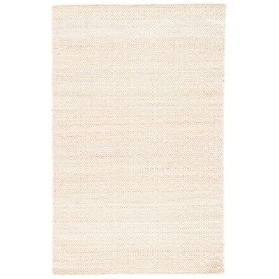 Gideon Beige/Brown Geometric Area Rug Rug Size: Rectangle 5 x 8