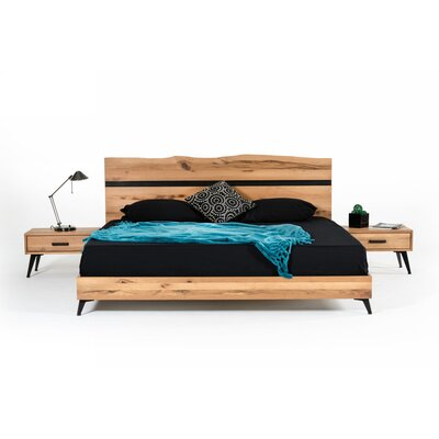 Banerjee Platform Bed Size: Eastern King