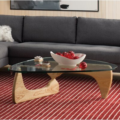 Grampian Coffee Table Color: Natural