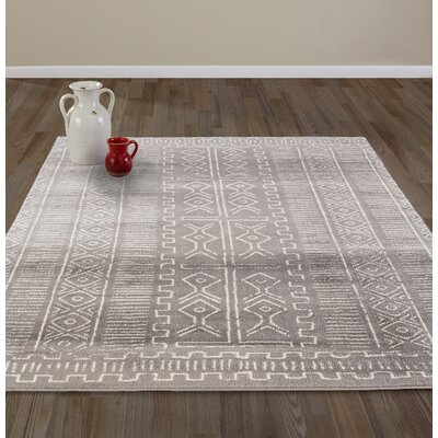 Hubbardston Gray Area Rug