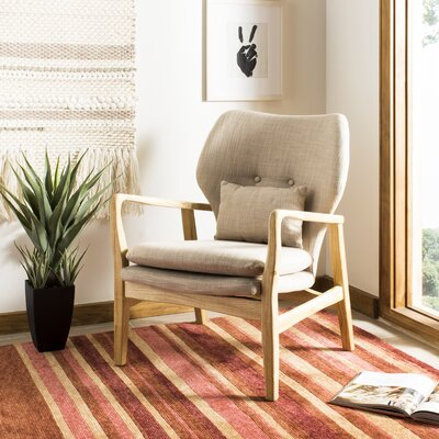 Templeton Armchair Upholstery: Beige