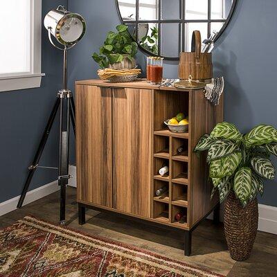 Boda Bar Cabinet with Wine Storage