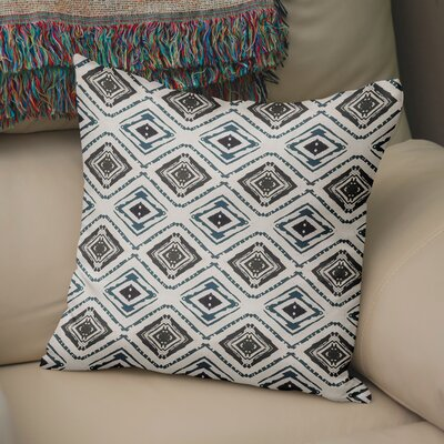Bates Throw Pillow Size: 24 H x 24 W x 6 D