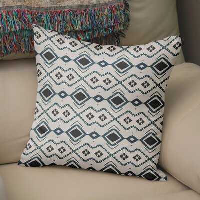 Arellano Throw Pillow Size: 18 H x 18 W x 6 D