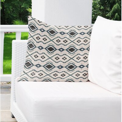 Arellano Indoor/Outdoor Throw Pillow Size: 18 H x 18 W x 6 D