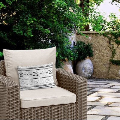 Beau Outdoor Lumbar Pillow