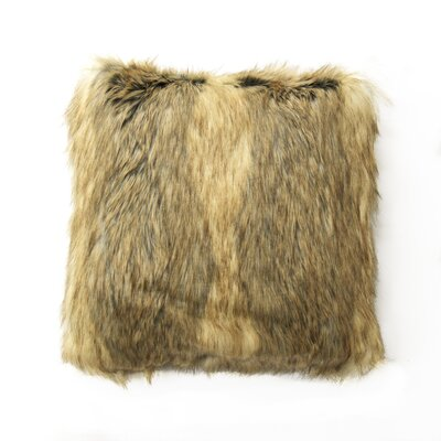 Billiter Luxury Long Throw Pillow Color: Amber Fox