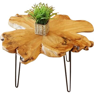 Batotana Unique Coffee Table Size: Large