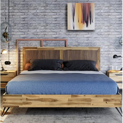 Rashida Platform Bed Size: Eastern King