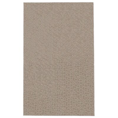 Cannon Brown Area Rug Rug Size: 5' x 8'